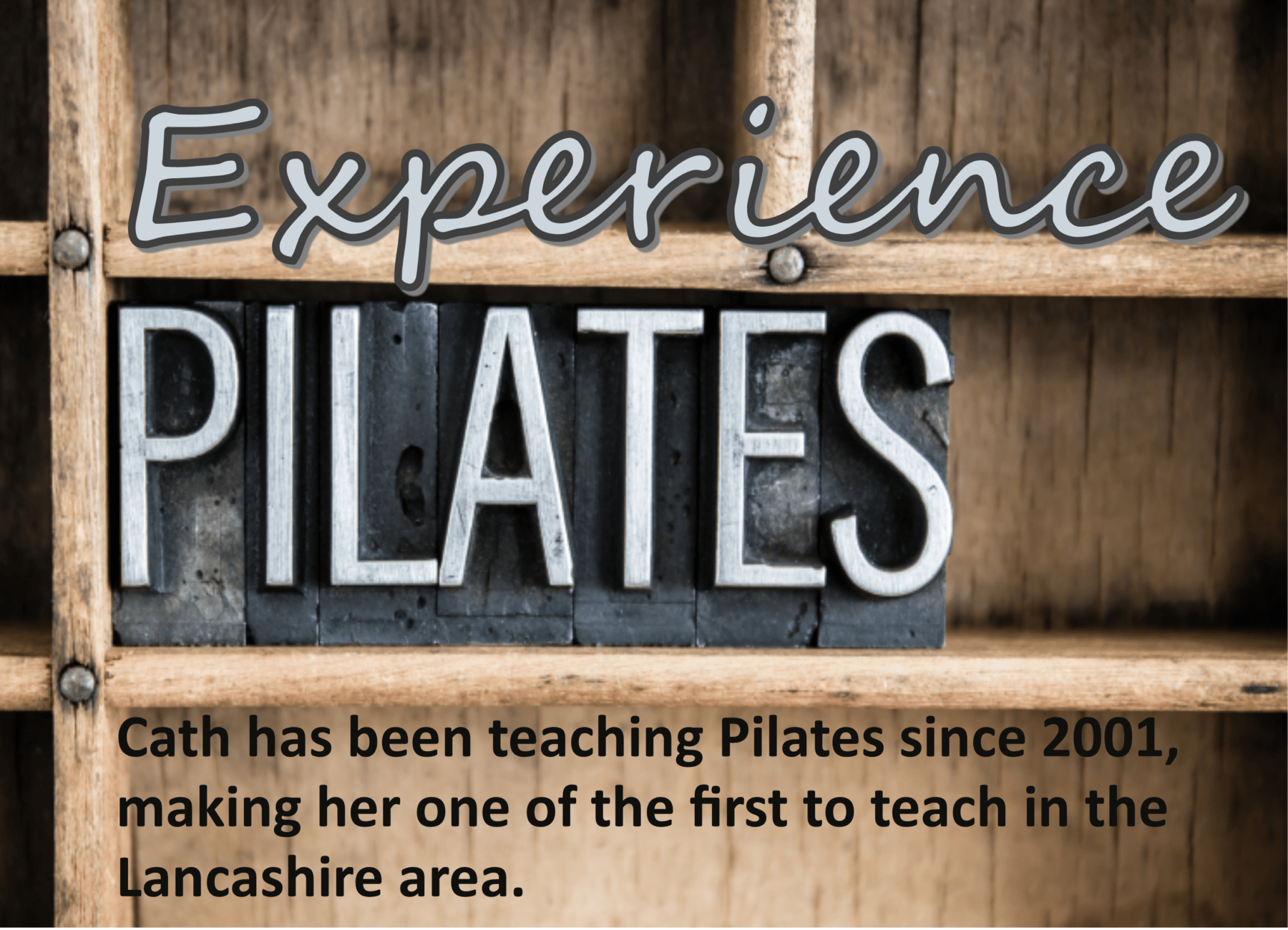Experience Pilates