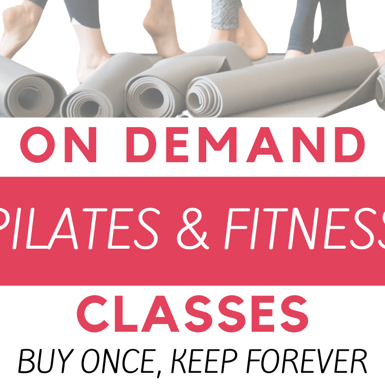 pilates and fitness online