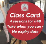 small group class card